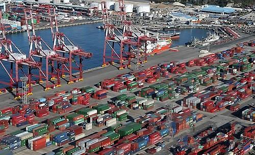 韩国对华出口不减反增 连续5个月呈增势