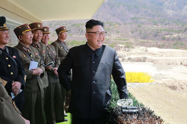 韩军方称朝鲜已做好新一轮核试验准备