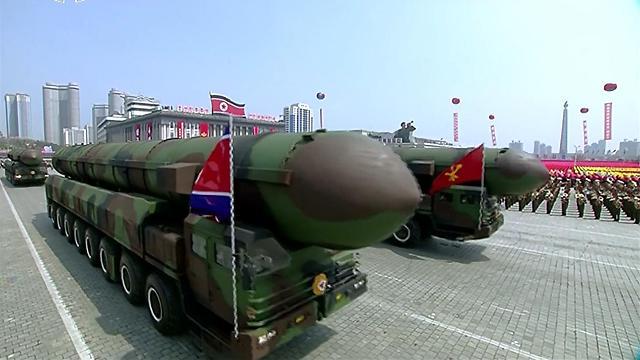 朝鲜今晨试射导弹以失败告终 韩警告称挑衅必遭严惩