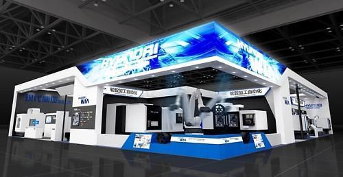 现代威亚在中国国际机床展推11台新产品
