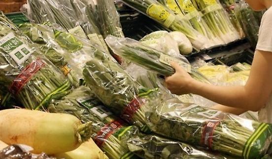 韩3月份生产者物价指数环比下降0.1%