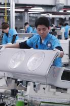 '스마트팩토리'로 품질혁신한다, 삼성전자 광주 가전제품 공장