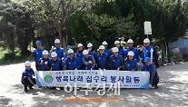한수원·한국해비타트, 경주시·울주군 66가구 등에 '행복나래 집수리'