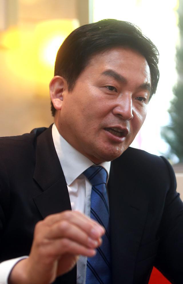 """专访济州知事元喜龙:""""萨德问题已覆水难收,望成提供观光质量的契机"""""""