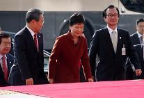 """박근혜,문재인 발언 전""""주적 표현 없어져도 군의 변화 없을 것"""""""
