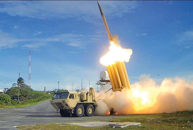 韩美完成萨德供地程序 美军将正式着手部署