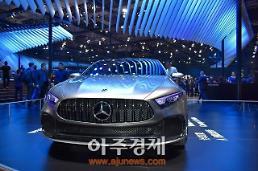 [2017 상하이 모터쇼] 메르세데스-벤츠, 콘셉트 A 세단 공개