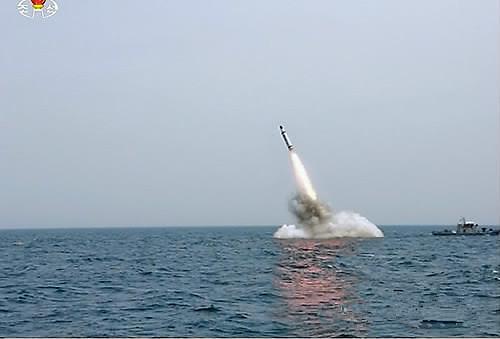 美媒:朝鲜已具备发射多弹头导弹能力