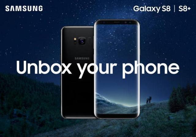 三星Galaxy S8在韩正式发售 提前发货量破40万