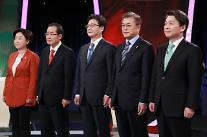 [대선 주자 일정(24일)] 문재인·홍준표·안철수·유승민·심상정 오늘의 행보