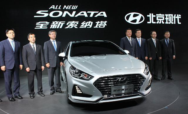 现代汽车副会长赴华调整营业战略 集团制定印度市场销售目标
