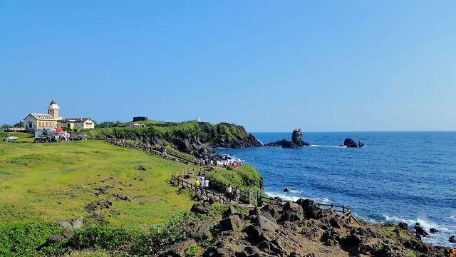 5月假期济州岛将迎48.8万游客 中日等外国游客减幅明显