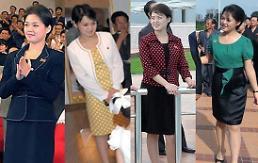""".李雪主引领""""平壤Style"""" 朝鲜劲吹最炫时尚风."""