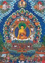 [인민화보]탕카, 중국 티베트문화의 보물
