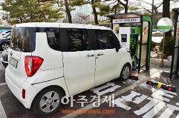 수원시, 친환경 전기자동차 보급에 적극 나섰다