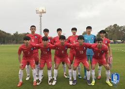 U-18 대표팀 2일부터 소집 훈련·이강인 첫 발탁