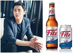 롯데주류, 새 맥주 '피츠' 광고모델에 조정석