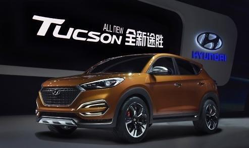 现代汽车将在华推出三款新车