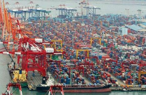 <快讯>韩2017年第一季度GDP环比增长0.9%