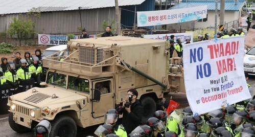 韩决定部署萨德后 到访京畿道中国游客骤减72%
