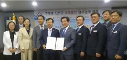 행복청-진천군, 상생발전 위한 업무협약
