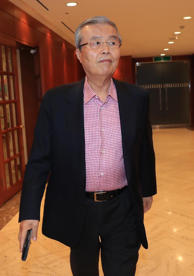 <2017年总统大选>金钟仁今日或将宣布与安哲秀联手