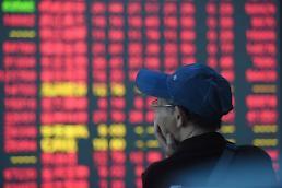 [중국증시] 규제 강화, 지정학적 우려에 혼조 속 미약한 상승 지속