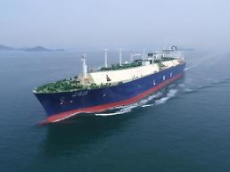 大韓海運、4千394億ウォン規模LNG輸送契約締結