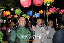 광명시의회 2017 광명등문화축제 참가