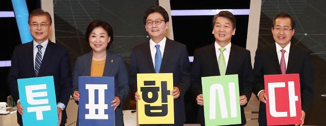 <2017年总统大选>特朗普要求韩方为萨德买单 各主要总统候选人怎么看?
