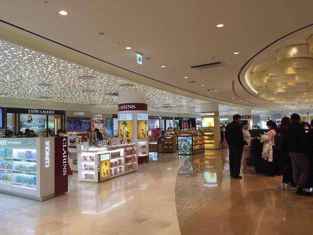 新罗及乐天获得仁川机场第2航站楼免税店经营权