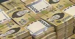 .外国投资者所持韩国债券规模突破100万亿韩元.