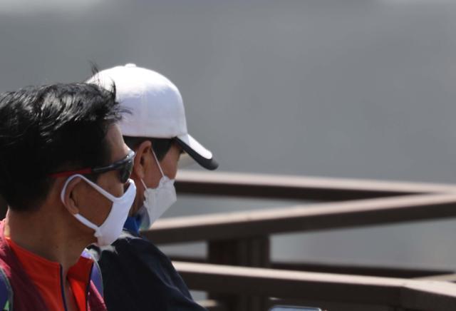 韩国民抱怨中国黄沙毁了韩国春天 称想移民