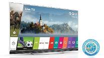 LGウェブOSスマートTV、業界初「EAL2」セキュリティレベル獲得