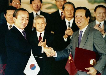 怀念中韩关系奠基人——中国外交大家钱其琛