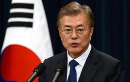 Moon voices negative view on sexual slavery deal in talks with Abe