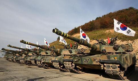 韩国军力全球排第11名  朝鲜为第23
