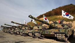 .韩国军力全球排第11名  朝鲜为第23.