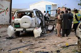 .[GLOBAL PHOTO] Deadly attack in Mastung, Pakistan.