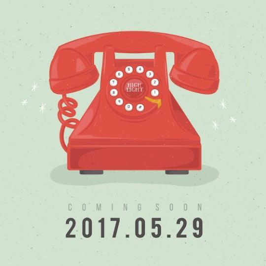HIGHLIGHT本月29日发Repackage专辑 下月2-4日唱响首尔