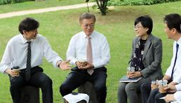 Moon names special envoys to US, China, Russia and Japan