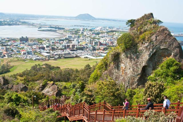 济州岛去年不动产价格上涨率居全国首位