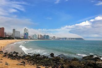 釜山下月在华举办旅游说明会 力挽中国游客的心