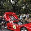 .[GLOBAL PHOTO] Historical race Mille Migila in Rome, Italy.