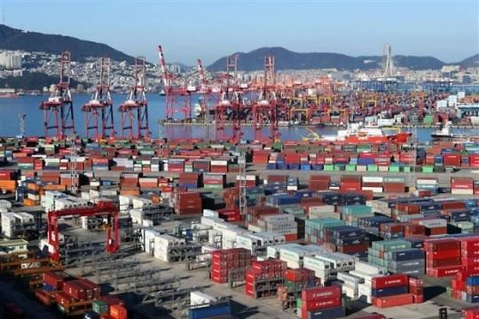 一季度韩国出口持续增长 增势居全球主要国家首位