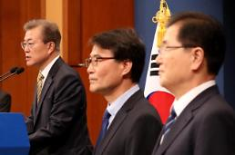 .Former career financial official named to head S.Koreas economic cief.