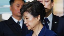 .韩剧还没结局 朴槿惠被押53天将受审.