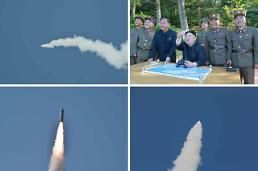 .N. Koreas Kim order mass-production and quick development of new missile.