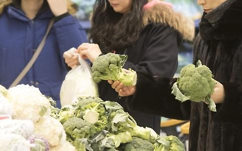 """韩经济低迷令有机农产品""""很受伤"""" 销售和生产锐减"""