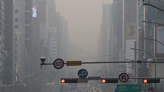中韩专家明在京开会讨论治霾方案